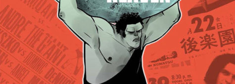 Wrestling a fumetti: la storia di André the Giant