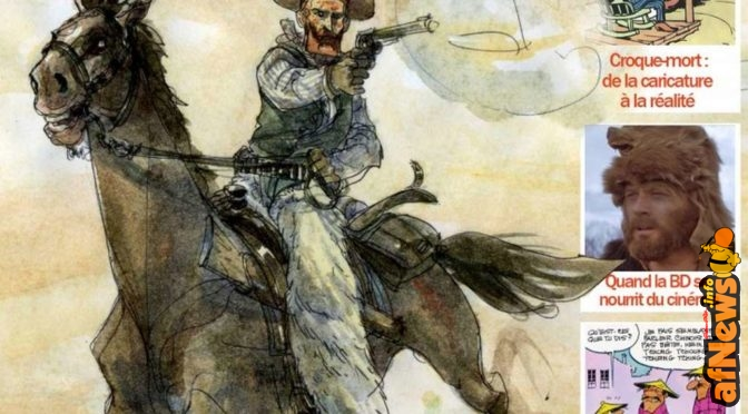 Cases d'Histoire parla del Western a fumetti