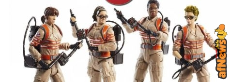 Who you gonna buy?... Ghostbusters girls!
