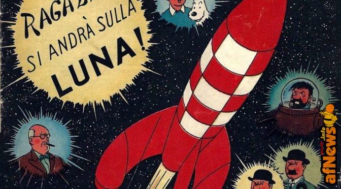 Linea Chiara – quarta parte, Tintin
