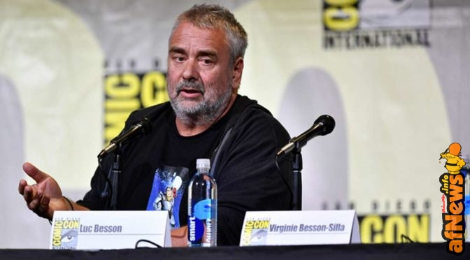 San Diego: Luc Besson parla di Valerian