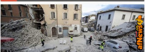 Emergenza Terremoto - info