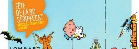 Il giornale Tintin, il Premio Raymond Leblanc, il Québec, la Cina... a Bruxelles!