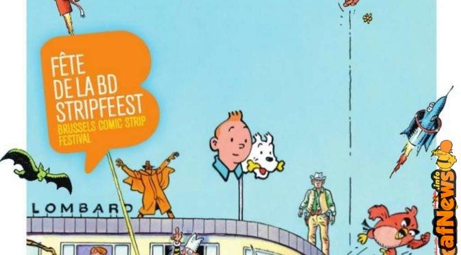 Il giornale Tintin, il Premio Raymond Leblanc, il Québec, la Cina… a Bruxelles!