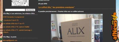 Alix: ma che bel cofanetto per le prime avventure!