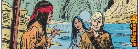 Nativi Americani 4, Nathan Never e Pirati della Magnesia
