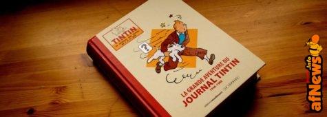 La Grande Aventure du Journal Tintin: un libro pesante!