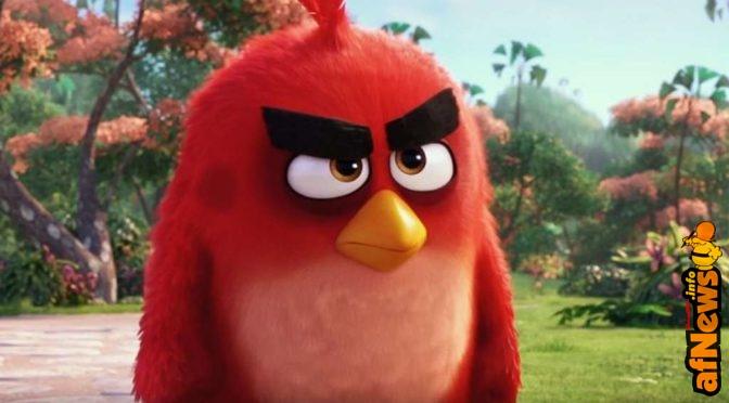 Angry Birds avrà il suo seguito