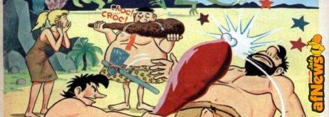 La preistoria nel fumetto 3 - fine