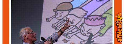 A Genova si prepara un viaggio nella storia dell'animazione mondiale con Giannalberto Bendazzi