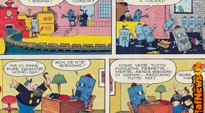 Capitan Cocoricò e i robot ribelli