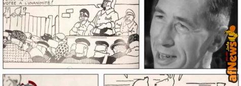 Video: Hergé, Tintin e il bolscevismo