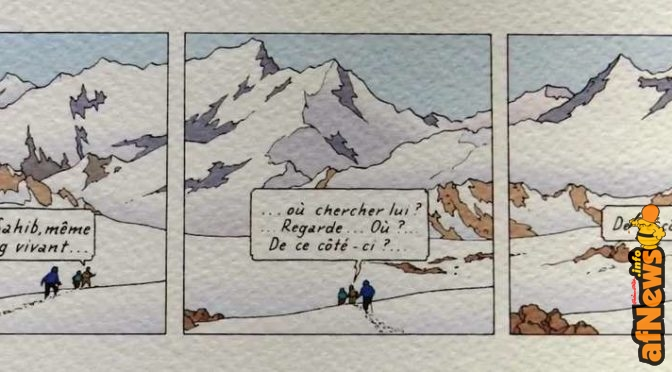 Hergé all'ombra di Tintin, il documentario