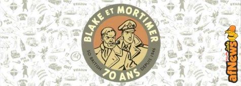 Micro Dossier 70 anni di Blake e Mortimer