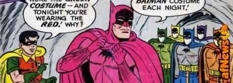 Il ritorno di Batman Arcobaleno!