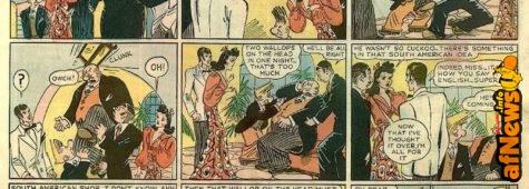 Le sconosciute donne del fumetto: Vivian Lang