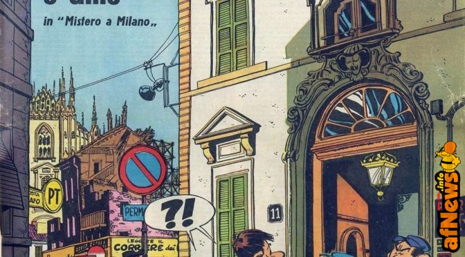 Mistero a Milano (puntate 1-10)