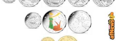 Francia: le monete del Piccolo Principe