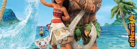 """Un Natale in """"Oceania"""" seguendo la rotta di """"Vaiana""""... anzi, Moana!"""