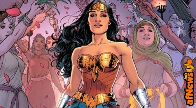 Wonder Woman: Queer, cioé semplicemente…