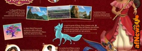 Ecco la prima principessa latina Disney, Elena di Avalor