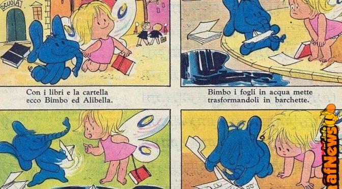 Bimbo ed Alibella