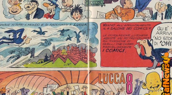 A Lucca vince Grazia Nidasio!