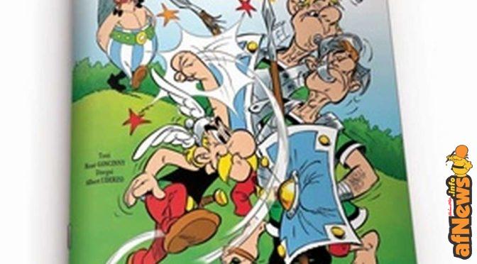 Asterix in edicola: storia ed extra!