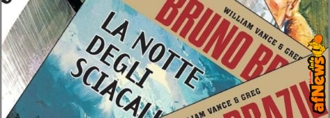 Bruno Brazil - Le storie lunghe