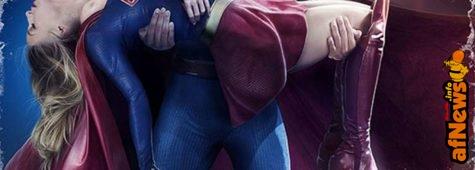 Supergirl, il poster in stile Crisis