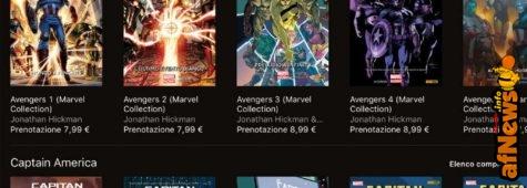 Marvel, Panini e i fumetti digitali localizzati!