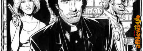 Steve Dillon passed away