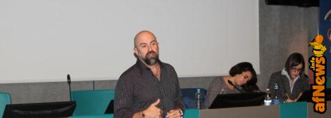 View Conference 2016. Conrad Vernon spiega come fare Storyboard per migliorare la storia.