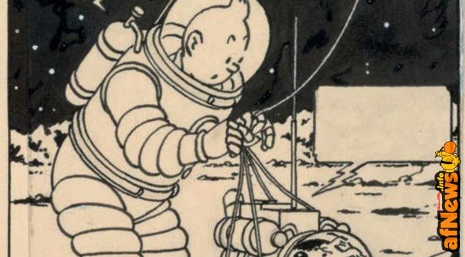 Asta Artcurial, quanta bellezza! E Tintin arriverà a 1 milione di euro?