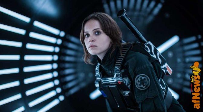 Star Wars Rogue One trailer!