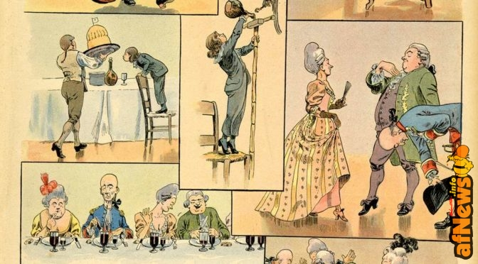 Il fumetto ai tempi di Töpffer