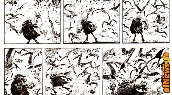 Tornano le Idee Nere del geniale Franquin!
