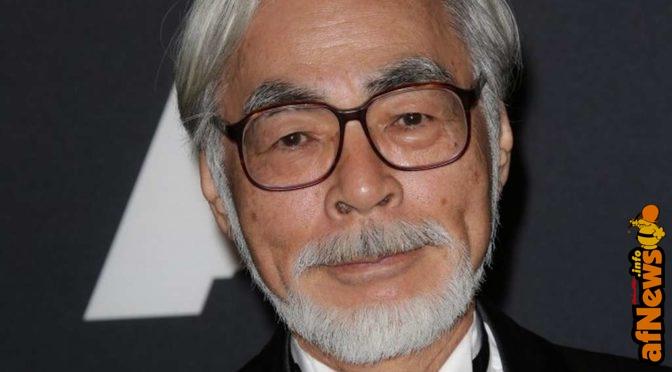 Miyazaki fatica a fare il pensionato?