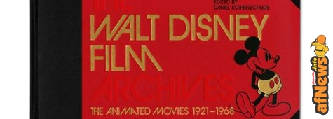 Vuoi vincere The Walt Disney Film Archives: The Animated Movies 1921–1968?