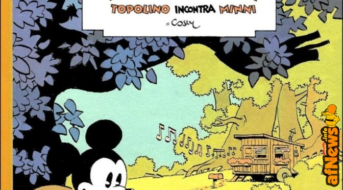 """Souviens-toi, Mickey, di """"Walt"""" Cosey, con anteprima"""
