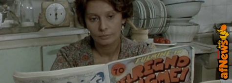 Sophia Loren legge Dick Fulmine, però...