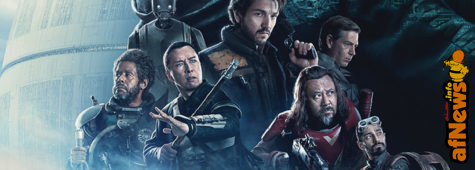 """Star Wars: Rogue One"", poster e featurette"