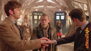 """""""War Doctor"""" John Hurt passed away"""