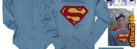 Superman e Batman: all'asta i costumi di quelli d'una volta