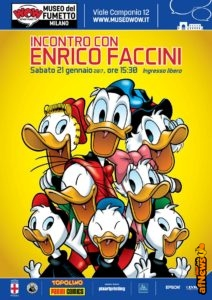 WOW! Enrico Faccini a Milano
