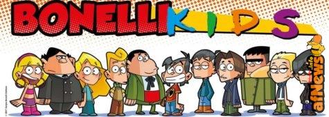 Bonelli Kids per giovani lettori: ci son tutti, si parte!
