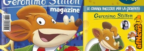 Geronimo Stilton, magazine e...