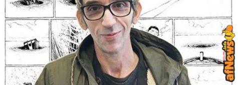 Per la prima volta un fumettista: Gipi disegna il manifesto del Salone del Libro di Torino