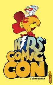 Kid's Comic Con 2017
