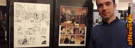 Martin Lutero e la Riforma a fumetti nei disegni di Filippo Cenni